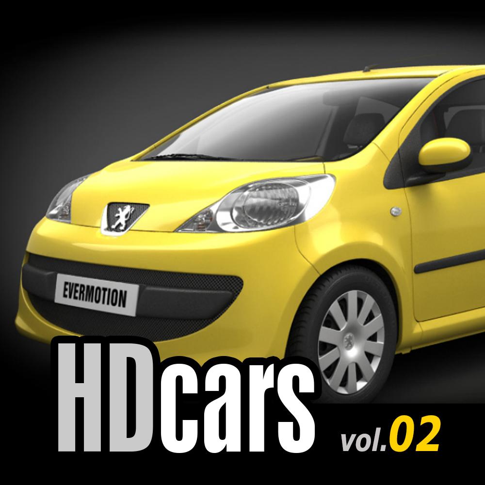 EV-HDCar2