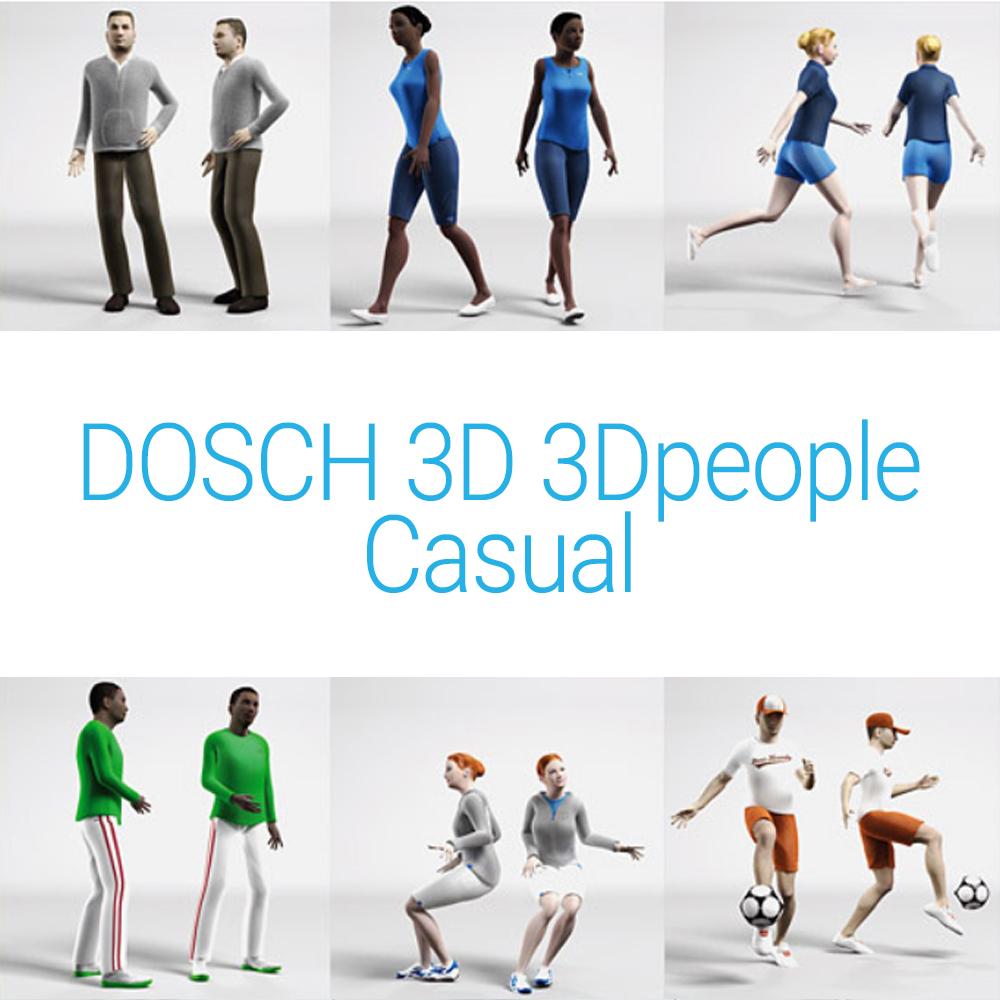 D3D-3DPCAS