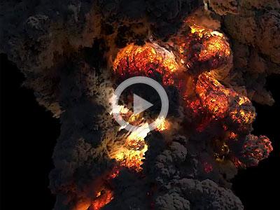 FumeFX 3ds Max Arnold render