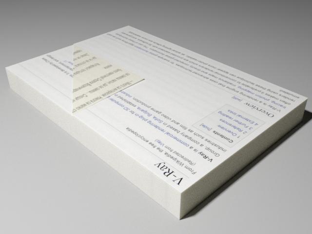 [機能改良]V-Ray Two-Sideマテリアルの透過フィルタ – 株式会社オーク