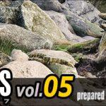 EVERMOTION : archmodels UE vol.5 がリリース (Unreal Engine用素材集)