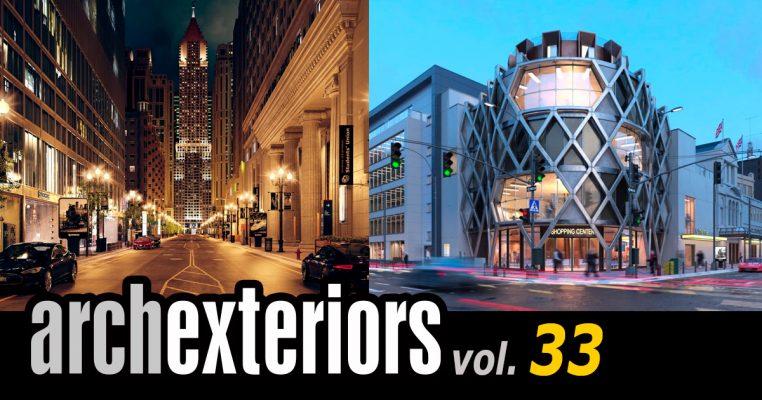 Archexteriors Vol.33 が発売開始