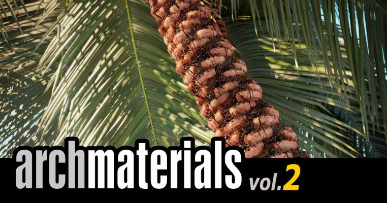 Evermotion Archmaterials vol.2がリリース