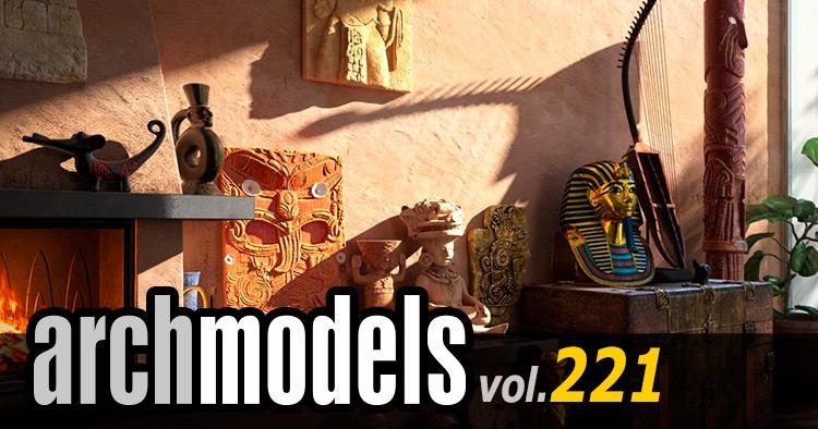 Archmodels vol.221 エキゾチックプロップがリリース