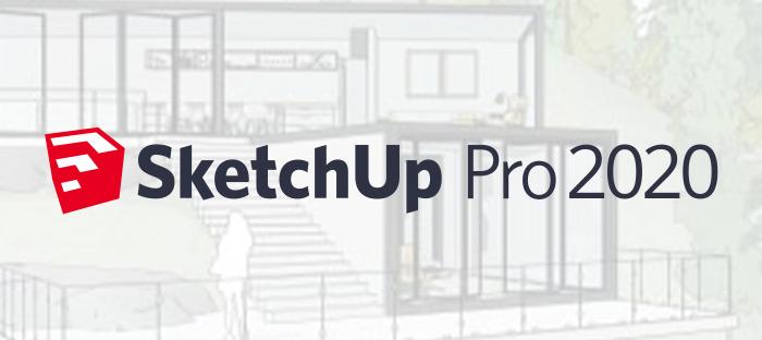 SketchUp Pro2020Jがリリース