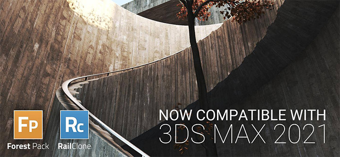 IToo Software社 3dsMax 2021をサポート