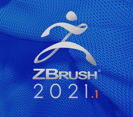 ZBrush 2021.1 アップデータが公開