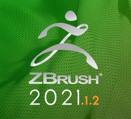 ZBrush 2021.1.2 アップデータが公開