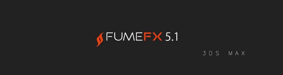 FumeFX 5.1 for 3dsMaxリリース