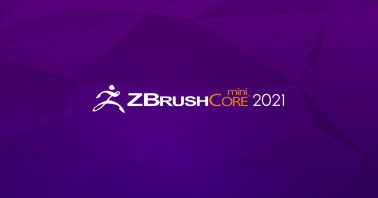 Pixologic, ZBrushCoreMini 2021.6.5 リリースを予告