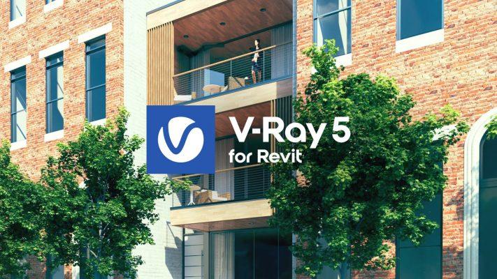V-Ray 5 for Revit, Update 1 が提供開始