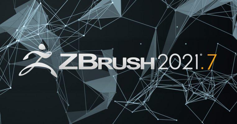 Pixologic社 ZBrush 2021.7 アップデートを提供開始