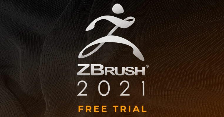 ZBrush2021.5.1 の評価版提供開始